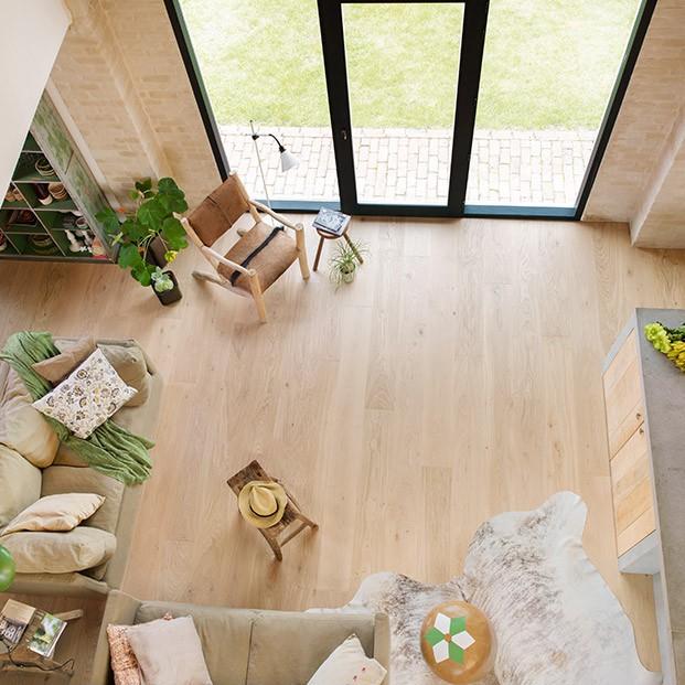 Clix Enhanced Beech Laminate Flooring Floormania About