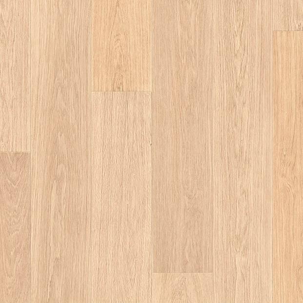 Largo White Varnished Oak